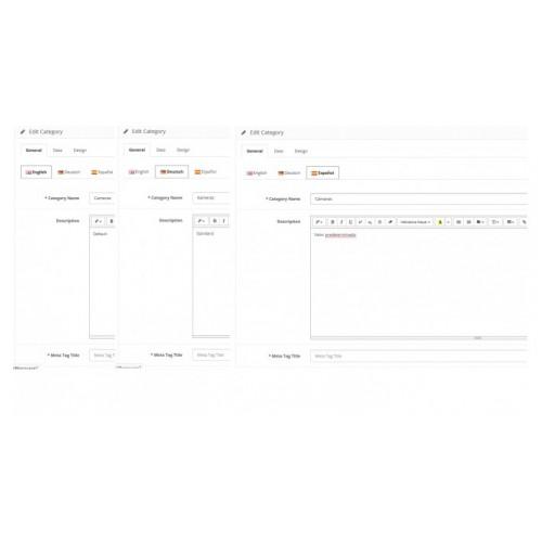 Автоматический переводчик описаний товара Opencart 3.x [OCMOD]