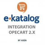 Модуль XML выгрузка товаров на Ekatalog / e-Katalog / Екаталог для Opencart 2x [..