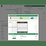 Модуль Доставка по расписанию для Opencart 1.5